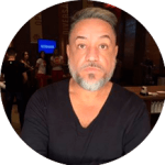 Gil Marciano - Gestor no Salão Gil Marciano